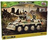 Cobi 2446 Small Army World War II SD.KFZ. 234 PUMA Tank
