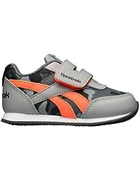 Reebok Royal Cljog 2gr Kc, Zapatos de Primeros Pasos Para Bebés