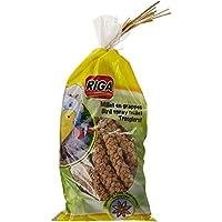 Riga Millet en Grappes GM à l'Anis pour Oiseaux Sachet de 300 g - Lot de 3