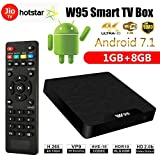 Best Smart Tv Boxes - SreeTeK™️ W95 Android 7.1 Mini PC, 1GB/8GB Android Review