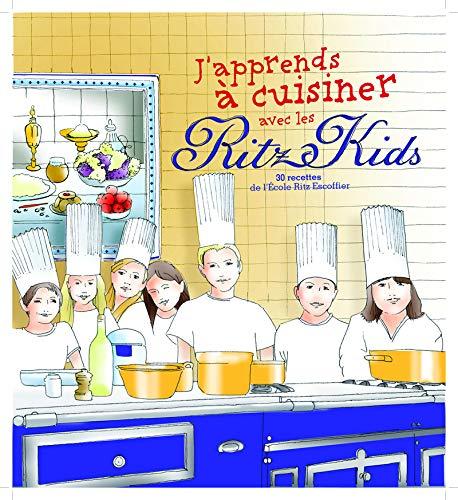 J'apprends à cuisiner avec les Ritz Kids