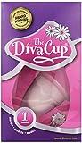 #4: Diva Cup Menstrual Solution Prechildbirth Cup Model 1 1 ct