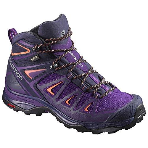 Salomon X Ultra 3 Mid Gore-Tex Women's Outdoor Stiefel - SS18-40.6 (Wildleder Damen-ski-stiefel)