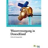 Wasserversorgung in Deutschland: Kritik und Lösungsansätze (Hochschulschriften zur Nachhaltigkeit)