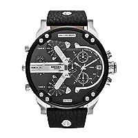 Diesel Mr Daddy 2.0 - Reloj de pulsera de DIFYX