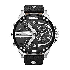 Diesel-Reloj-Hombre-de-Analogico-con-Correa-en-Cuero-DZ7313