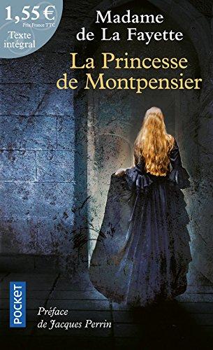 La Princesse de Montpensier à 1,55 euros - Terminales littéraires par Madame de LA FAYETTE