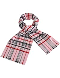 Toutacoo, Unisex Tartan Scarf in a Wide Range of Colours