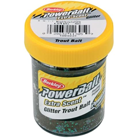 Berkley Powerbait Select Glitter Trout Bait Worm Perl