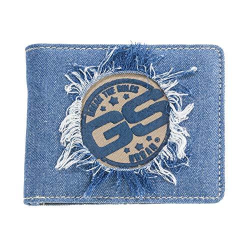 GS Urban Cartera JEANS americana monedero azul [AC0777]