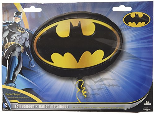 Amscan International - Globos Batman (2965701)