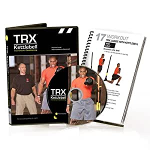 Planet Fitness TRX Kettlebell Iron Circuit Conditioning DVD