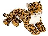 Wild Republic 12919 Cuddlekins Laying Leopard Plüschtier, 40 cm