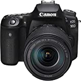 Canon EOS 90D 18-135/3.5-5.6 EF-S IS USM Fotocamera...