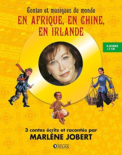 Coffret 3 contes et musiques du monde nº1: Lou-Kiang, Kouamé, Paddy Joe