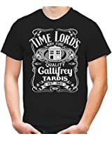 Time Lord's T-Shirt | Dr. Doctor Who | Tardis | Gallifrey | Dalek | Fun