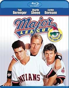 Major League [Blu-ray] [Import anglais]