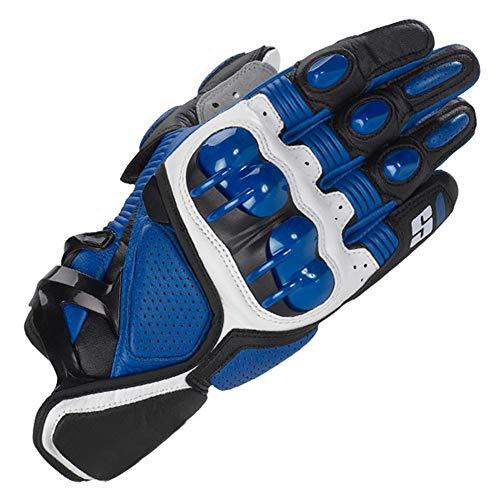 Qianliuk Off Road Motorradhandschuhe aus Leder,Windschutz für Erwachsene mit Vollfingerhandschuh Moto Motocross Racing Schutzhandschuhe - Fox Racing Mädchen Handschuh