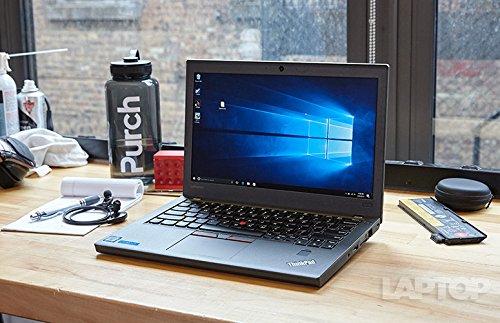 Lenovo Thinkpad X270 Intel   2300 MHz 8192 MB Portable  Flash Hard Drive HD Graphics 520
