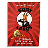 Image for board game Goat Lords - Best Selling Game for Family, Adults, and Kids. Hilarious, Addictive, and Competitive Fun for Game Nights!
