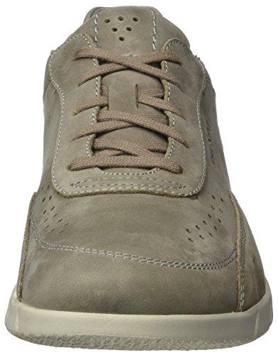Josef Seibel Herren Cliff 17 Sneaker Grau (Grau)