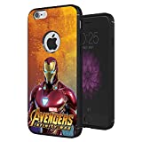 Best Covers For Iphone 6 Plus - MTT Iron Man Infinity War Officially Licensed Armor Review