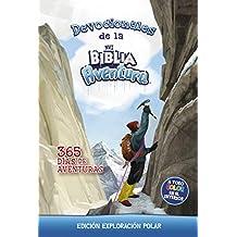 Devocionales de la Biblia Aventura Nvi: Edición Exploración Polar (NVI Adventure Bible Book of Devotions, Polar Exploration Edition - Spanish Edition)