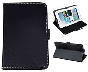 HOM Flip Case Cover Stand For HCL ME Connect V3 Tablet