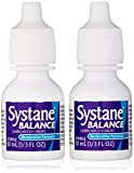 Systane Balance Lubricant Eye Drops, Res...