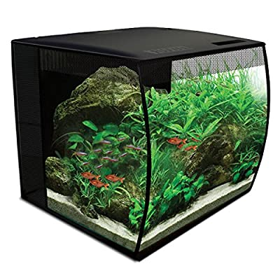 Fluval Flex Nano Aquarium with Remote Control LED Light & Filter from Hagen
