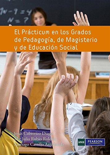 El prácticum en los grados de pedagogía, de magisterio...