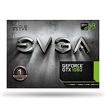 Evga Geforce Gtx 1060 3gb Gaming, Acx 2.0 (Single Fan), 3gb Gddr5, Dx12 Osd Support (Pxoc) Graphics Cards 03g-p4-6160-kr 7
