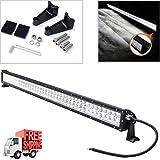 240W 106,7cm LED Light Bar Combo fahren Arbeit Nebel Lichter Lampen für Offroad/Cars/SUV/4WD/ATV/4x 4