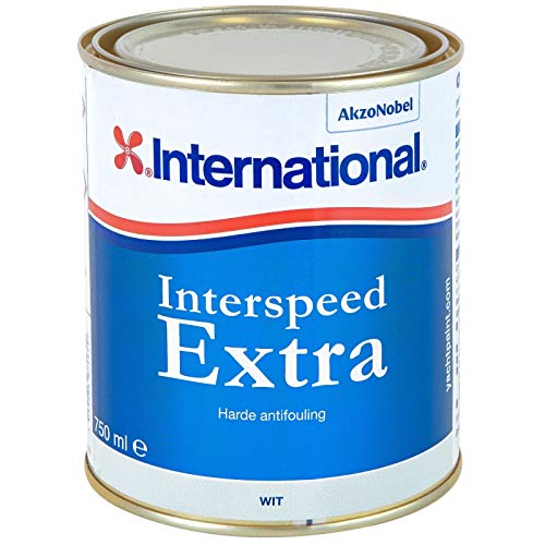 Antifouling International Interspeed Extra - Schwarz - 2,5L