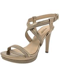Amazon Nero Chanclas Giardini Zapatos es Y Sandalias UUHwavqA