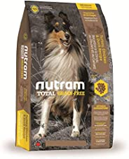 Nutram T23 Total Grain-Free Chicken & Turkey Dog Food,