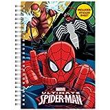 Anker spsnb2Ultimate Spiderman cuaderno de tapa blanda con pegatinas (A5)