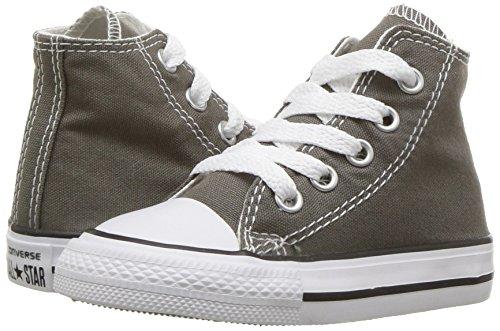 Converse Chuck Taylor All Star Season Hi, Unisex Sneaker, Charcoal, 25 EU - 6