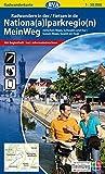 Radwanderkarte BVA Radwandern in der Nationalparkregion Mein Weg 1:50.000, reiß- und wetterfest, GPS-Tracks Download, mit Begleitheft: zwischen Maas, Schwalm und Rur (Radwanderkarte 1:50.000)