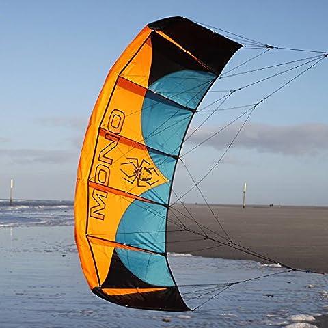 Spiderkites Mono 1.3 Lenkmatte (Anfänger Single Line Kite)