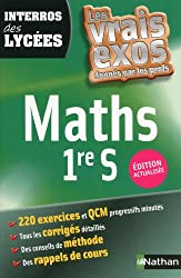 Interros des Lycées Maths 1re S