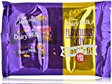 #8: Cadbury Diary Milk Chocolate - Assorted Flavours, 114g Pouch