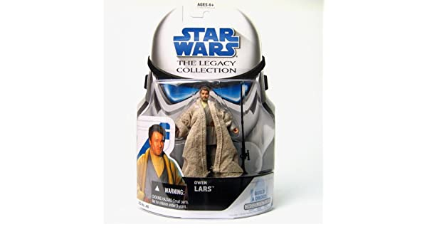 Owen Lars BD No.46 STAR WARS The Legacy Collection BD46