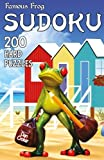 Famous Frog Sudoku 200 Hard Puzzles With Solutions: A Travel Sudoku Series Book: Volume 3