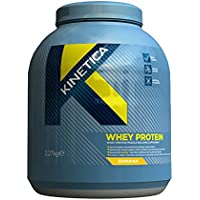 Kinetica 2270g Whey Protein Banana Powder
