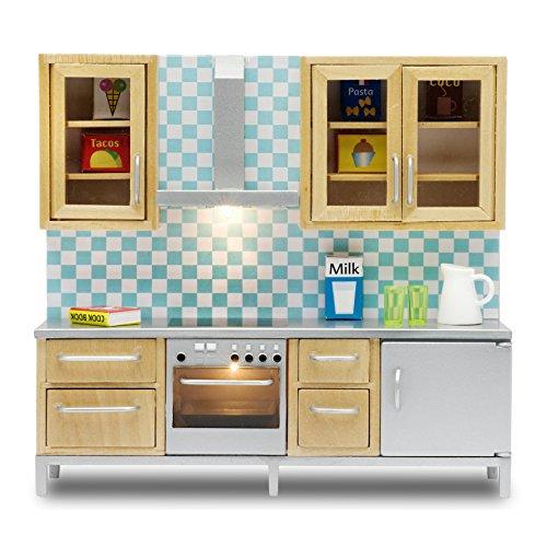 Lundby 60.9041.00 - Küchenset, Minipuppen mit Zubehör