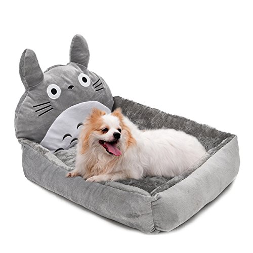 Pawz Road Kartoon Warme Tierbett Hund nisten Bett Kissen Welpen Sofa Katze warme Kennel M