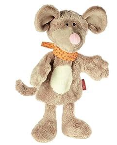 Sigikid 38170 - Marioneta de Mano con diseño de ratón