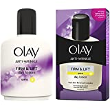 Olay SPF15 Anti-Wrinkle Firm and Lift Anti-Ageing Moisturiser Day Lotion, 100ml
