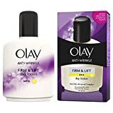 Olay SPF15 Anti-Wrinkle Firm and Lift Anti-Ageing Moisturiser Day Lotion, 100 ml